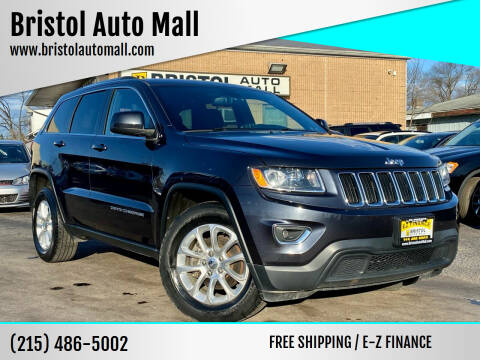 2015 Jeep Grand Cherokee for sale at Bristol Auto Mall in Levittown PA