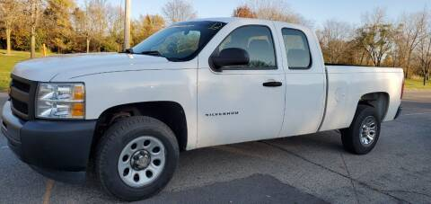 2012 Chevrolet Silverado 1500 for sale at Superior Auto Sales in Miamisburg OH