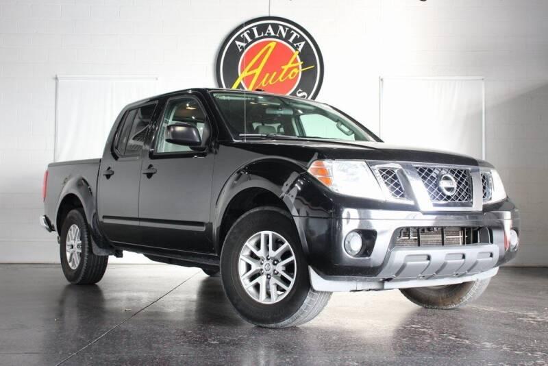 2015 Nissan Frontier for sale at Atlanta Auto Brokers in Cartersville GA