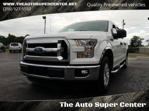 2016 Ford F-150 for sale at The Auto Super Center in Centre AL