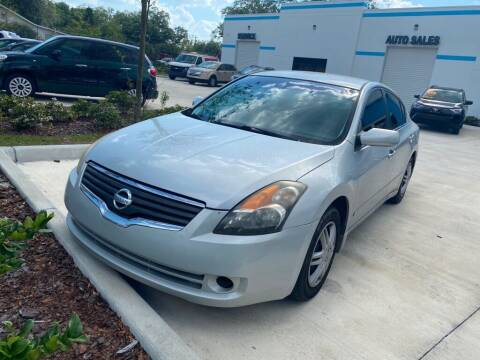 2007 Nissan Altima for sale at ETS Autos Inc in Sanford FL
