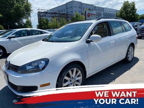2013 Volkswagen Jetta for sale at Mass Auto Exchange in Framingham MA