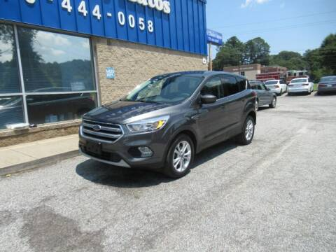 2017 Ford Escape for sale at Southern Auto Solutions - 1st Choice Autos in Marietta GA