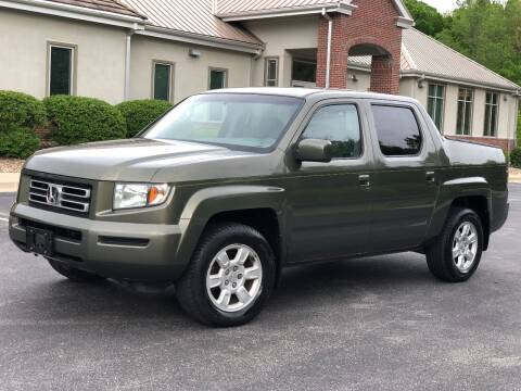 2006 Honda Ridgeline for sale at Premier Motors of KC in Kansas City MO