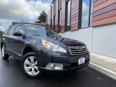 2010 Subaru Outback for sale at DAILY DEALS AUTO SALES in Seattle WA
