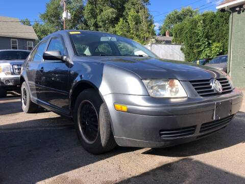 2003 Volkswagen Jetta for sale at Connecticut Auto Wholesalers in Torrington CT