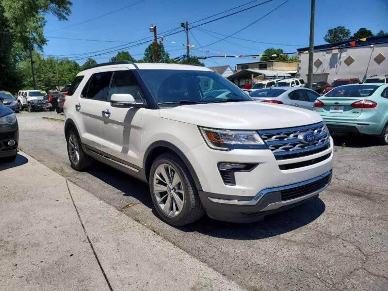 2019 Ford Explorer for sale in Dalton, GA
