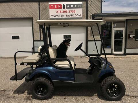 2015 Yamaha G29 for sale at Ten 11 Auto LLC in Dilworth MN