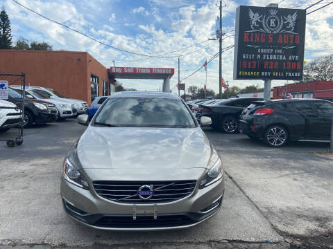 2015 Volvo S60 for sale at Kings Auto Group in Tampa FL
