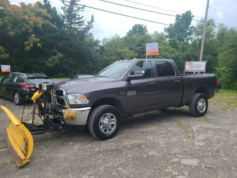 2015 RAM Ram Pickup 2500 for sale at B & B GARAGE LLC in Catskill NY