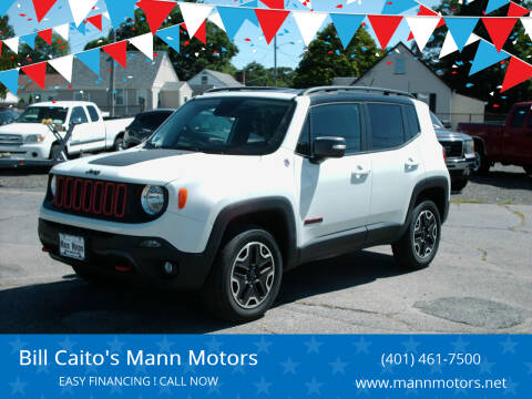2016 Jeep Renegade for sale at Bill Caito's Mann Motors in Warwick RI