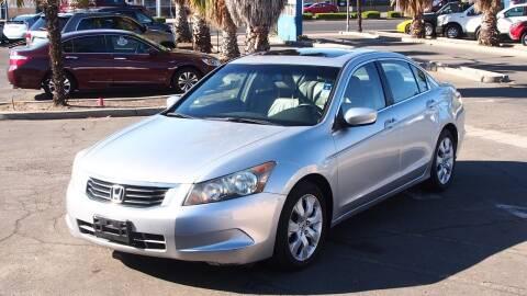 2008 Honda Accord for sale at Okaidi Auto Sales in Sacramento CA