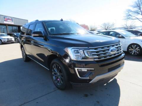 2020 Ford Expedition MAX for sale at KIAN MOTORS INC in Plano TX