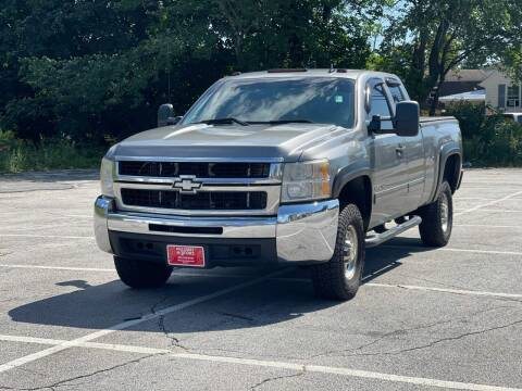 2009 Chevrolet Silverado 2500HD for sale at Hillcrest Motors in Derry NH