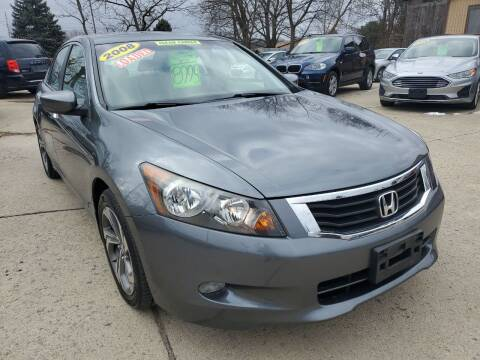2008 Honda Accord for sale at Kachar's Used Cars Inc in Monroe MI