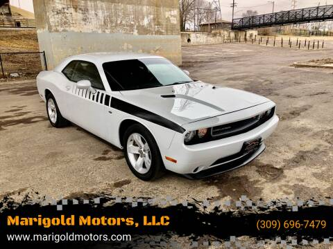 2013 Dodge Challenger for sale at Marigold Motors, LLC in Pekin IL