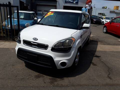2012 Kia Soul for sale at Sanaa Auto Sales LLC in Denver CO