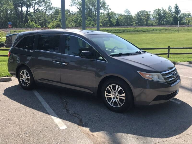 2011 Honda Odyssey for sale at Auto Worlds LLC in Merriam KS