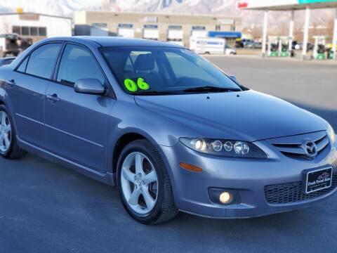 2006 Mazda MAZDA6 for sale at FRESH TREAD AUTO LLC in Springville UT