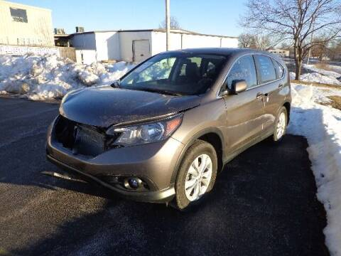 2012 Honda CR-V for sale at S & M IMPORT AUTO in Omaha NE