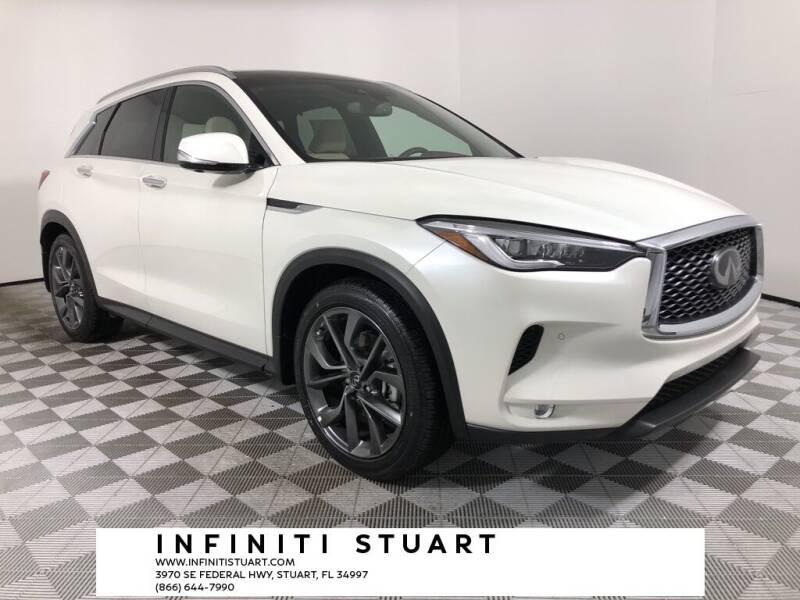 2021 Infiniti QX50 for sale in Stuart, FL