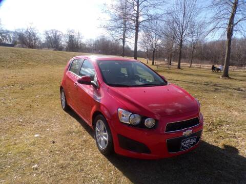 2016 Chevrolet Sonic for sale at TJS Auto Sales Inc in Roselle NJ