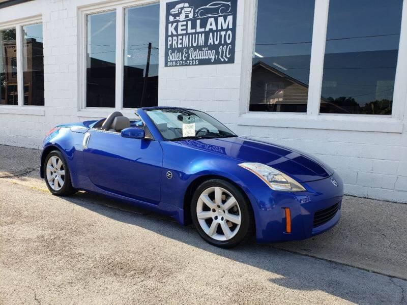 2004 Nissan 350Z for sale at Kellam Premium Auto Sales & Detailing LLC in Loudon TN