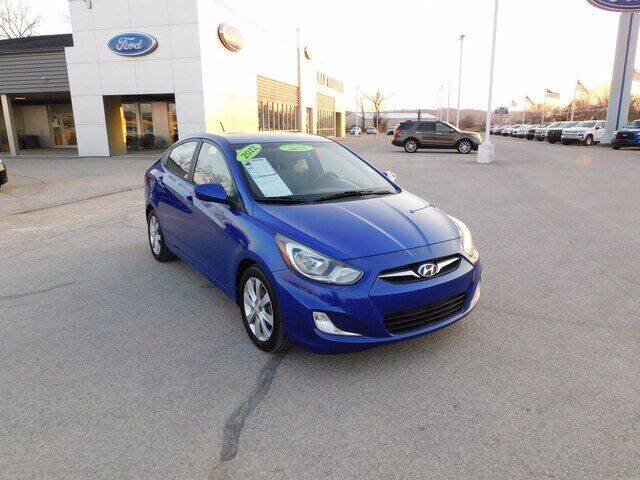 2012 Hyundai Accent for sale at Ray Skillman Hoosier Ford in Martinsville IN