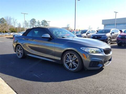 2015 BMW 2 Series for sale at Southern Auto Solutions - Lou Sobh Kia in Marietta GA