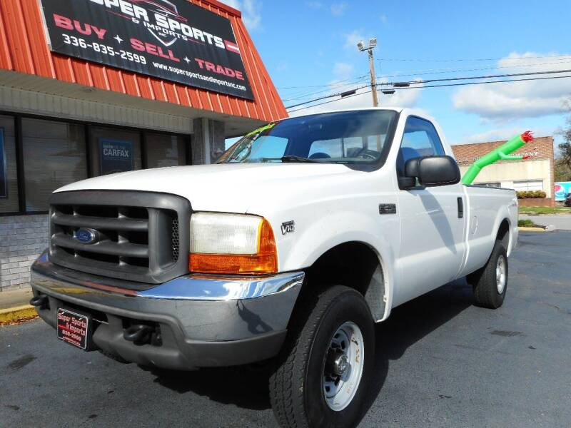 1999 Ford F-250 Super Duty for sale at Super Sports & Imports in Jonesville NC