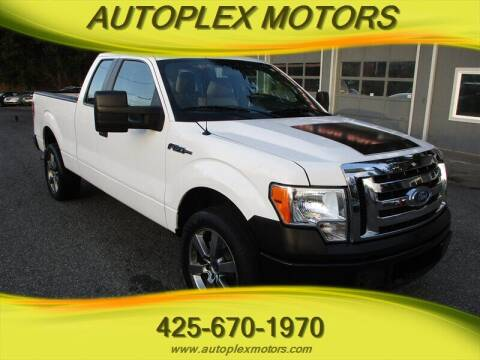 2010 Ford F-150 for sale at Autoplex Motors in Lynnwood WA