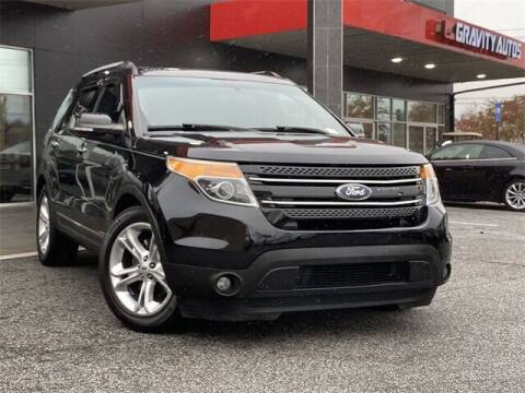 2015 Ford Explorer for sale at Gravity Autos Roswell in Roswell GA