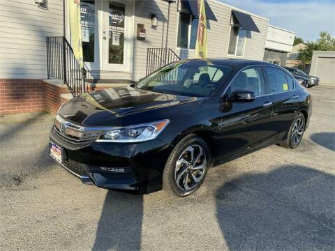 2017 Honda Accord for sale at Best Price Auto Sales in Methuen MA