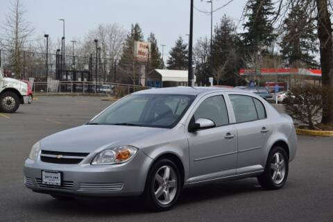 2010 Chevrolet Cobalt for sale at Skyline Motors Auto Sales in Tacoma WA