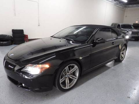 2006 BMW 6 Series for sale at Winners Autosport in Pompano Beach FL