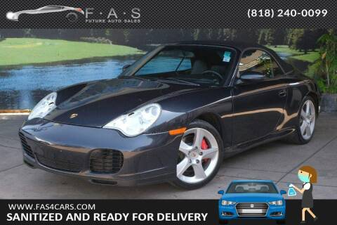 2005 Porsche 911 for sale at Best Car Buy in Glendale CA