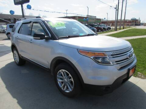 2014 Ford Explorer for sale at Fox River Motors, Inc in Green Bay WI