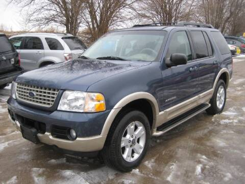 2005 Ford Explorer for sale at Carz R Us 1 Heyworth IL - Carz R Us Armington IL in Armington IL