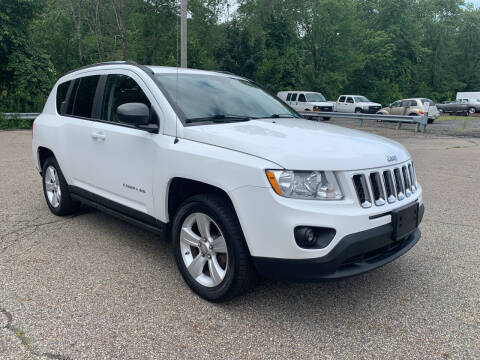 2011 Jeep Compass for sale at George Strus Motors Inc. in Newfoundland NJ
