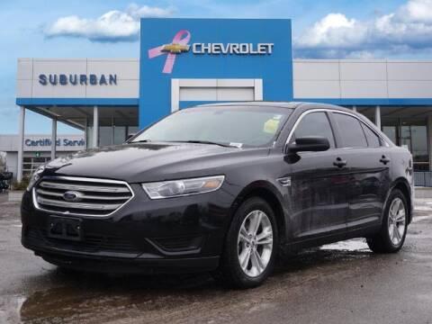 2015 Ford Taurus for sale at Suburban Chevrolet of Ann Arbor in Ann Arbor MI