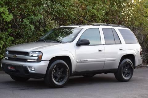 2004 Chevrolet TrailBlazer for sale at Beaverton Auto Wholesale LLC in Aloha OR