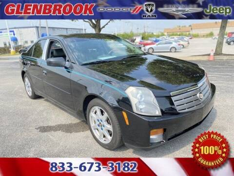 2003 Cadillac CTS for sale at Glenbrook Dodge Chrysler Jeep Ram and Fiat in Fort Wayne IN