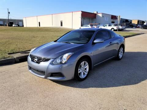 2012 Nissan Altima for sale at Image Auto Sales in Dallas TX