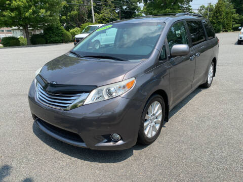 2012 Toyota Sienna for sale at Highland Auto Sales in Boone NC