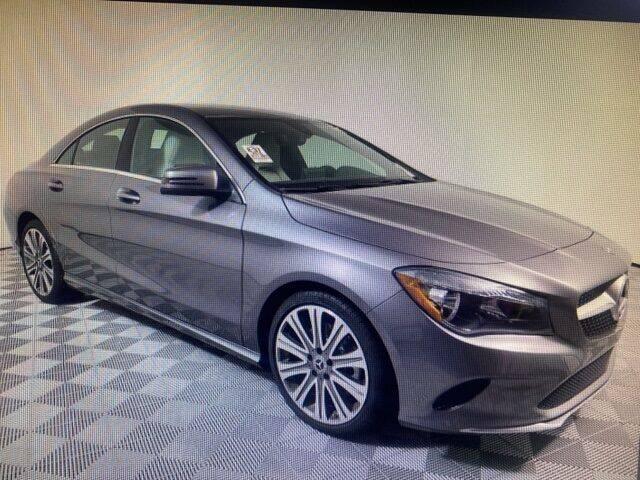 2018 Mercedes-Benz CLA for sale in Dallas, TX