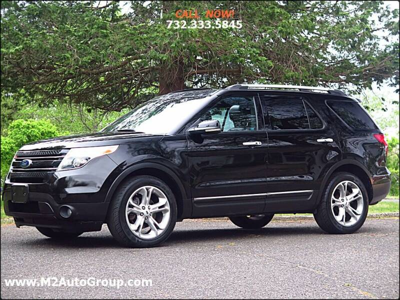 2012 Ford Explorer for sale at M2 Auto Group Llc. EAST BRUNSWICK in East Brunswick NJ