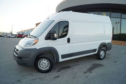 2015 RAM ProMaster Cargo for sale at Next Ride Motors in Nashville TN