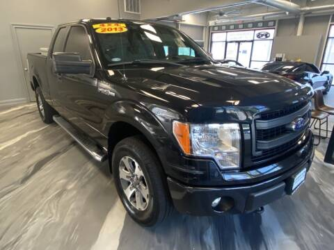 2013 Ford F-150 for sale at Crossroads Car & Truck in Milford OH