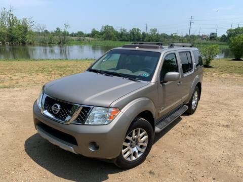 2008 Nissan Pathfinder for sale at Ace's Auto Sales in Westville NJ
