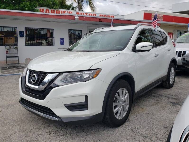 2017 Nissan Rogue for sale at Barbie's Autos Corp in Miami FL